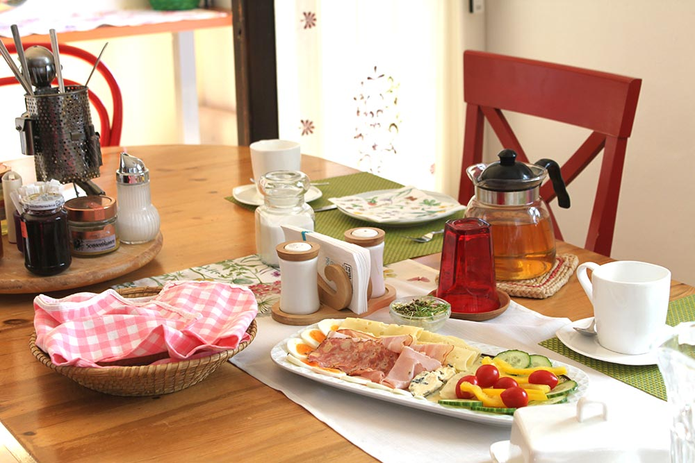 Haus Linda Frühstück
