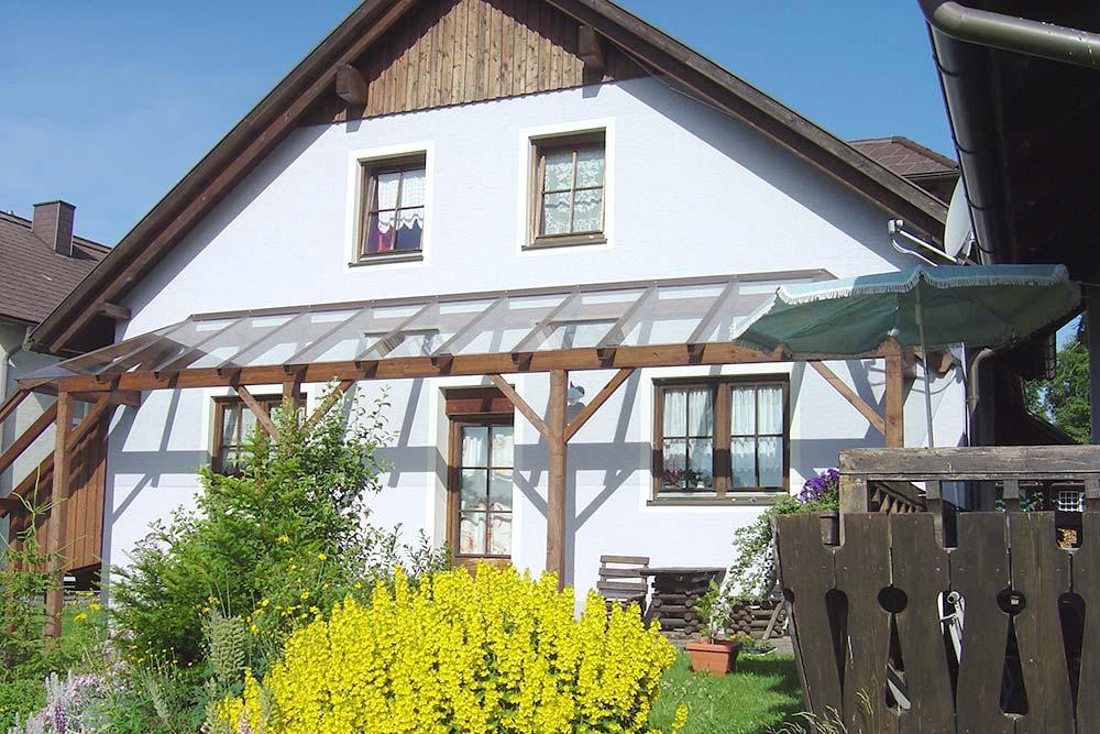 Haus Linda, Garten