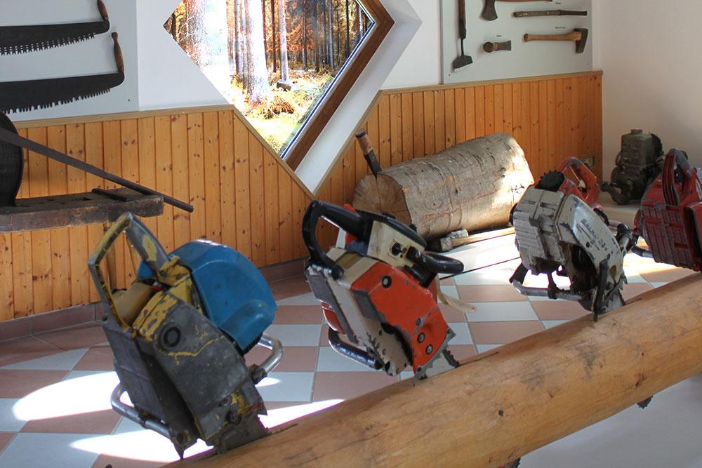 Holzhacker Museum Bärnkopf