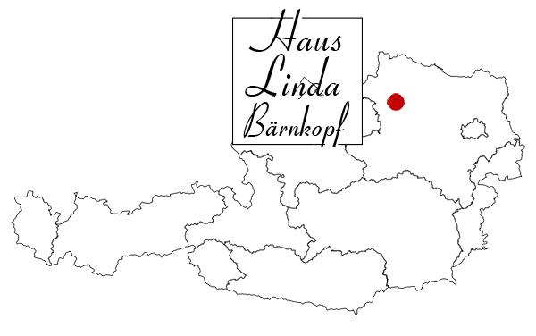Oesterreich Karte
