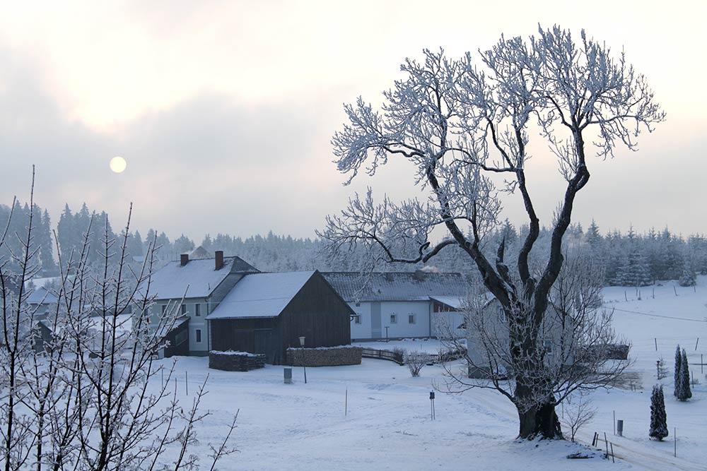 Haus Linda Winterstimmung