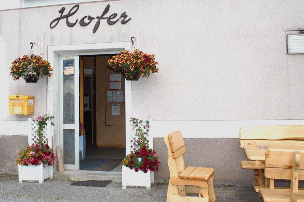 Gasthaus Hofer Bärnkopf